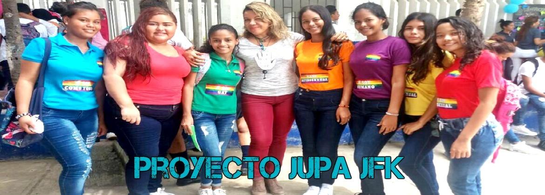 Proyecto JUPA JFK